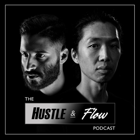 dr jin ong on the hustle and flow podcast by findingspace with shaun cooper and leslie lau